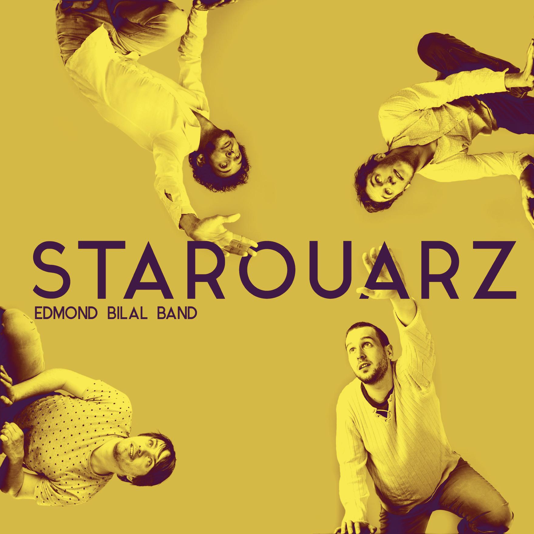 Starouarz – La force est avec Edmond Bilal Band